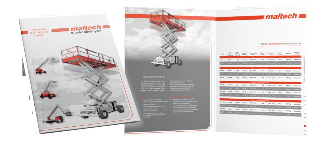 Maltech, Arbeitsbühnen, Grafik, Design, Druck, creative-koepfe, Werbeagentur Salzburg, Full-Service